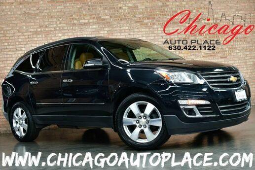 2013 Chevrolet Traverse LTZ AWD - 3.6L V6 ENGINE NAVIGATION BACKUP CAMERA HEATED/COOLED SEATS 3RD ROW PANO ROOF BOSE AUDIO Bensenville IL