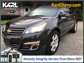 2013_Chevrolet_Traverse_LTZ_ New Canaan CT