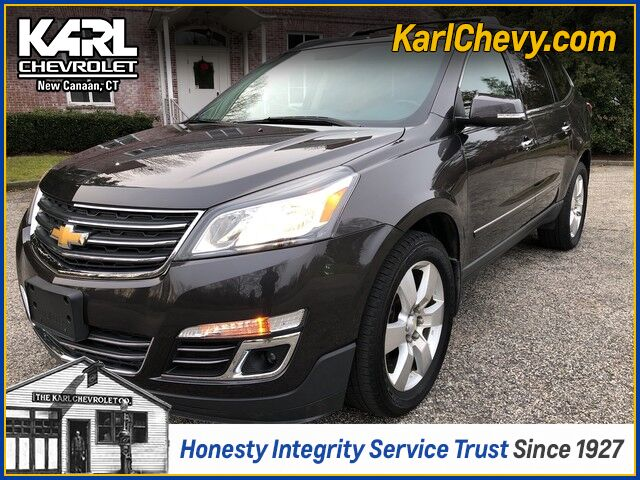 2013 Chevrolet Traverse LTZ New Canaan CT