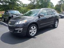 2013_Chevrolet_Traverse_LTZ_ Raleigh NC