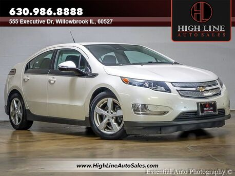 2013_Chevrolet_Volt__ Willowbrook IL