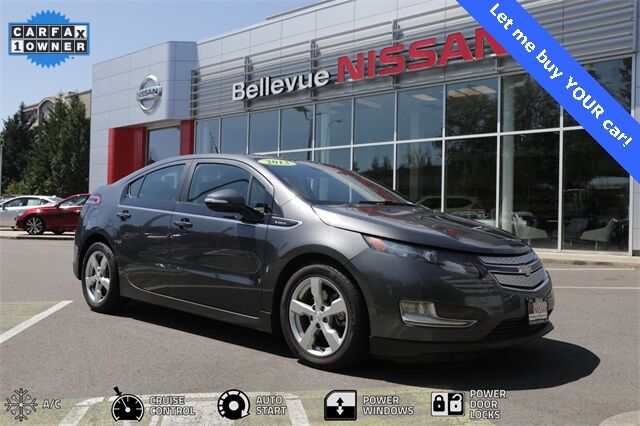 2013 Chevrolet Volt GAS / EV