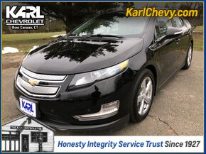 2013_Chevrolet_Volt_Premium_ New Canaan CT