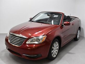 2013_Chrysler_200_2dr Conv Touring_ Arlington TX