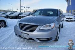 2013_Chrysler_200_LX / Automatic / Viper Auto Start / Aux Jack / Cruise Control / Power Mirrors Windows & Locks / Power Trunk Release / Air Conditioning / 31 MPG_ Anchorage AK
