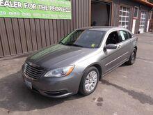 2013_Chrysler_200_LX_ Spokane Valley WA