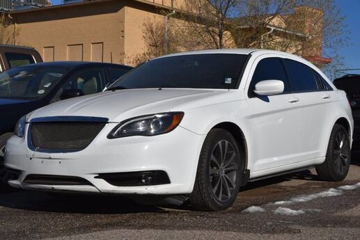 2013 Chrysler 200 Limited Englewood CO