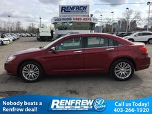 2013_Chrysler_200_Limited, V6, Leather, Sunroof, Bluetooth, Remote Start_ Calgary AB