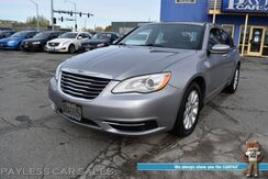 2013_Chrysler_200_Touring / Automatic / Power Locks & Windows / Power Driver's Seat / Aux Jack / Cruise Control / 31 MPG_ Anchorage AK