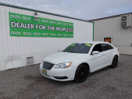 2013 Chrysler 200 Touring Spokane Valley WA
