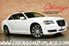 2013_Chrysler_300_S - 3.6L V6 VVT ENGINE REAR WHEEL DRIVE NAVIGATION BACKUP CAMERA BEATS AUDIO BLACK LEATHER HEATED SEATS KEYLESS GO PANO ROOF BLUETOOTH DUAL ZONE CLIMATE_ Bensenville IL
