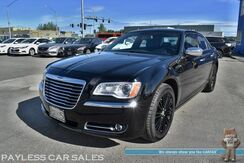 2013_Chrysler_300C_/ AWD / Auto Start / Heated & Cooled Leather Seats / Heated Steering Wheel / Alpine Speakers / Navigation / Bluetooth / Back Up Camera / Keyless Entry & Start / Aluminum Wheels/ 27 MPG_ Anchorage AK