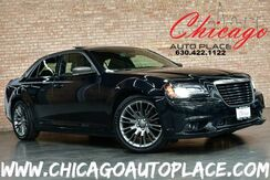 2013_Chrysler_300C_John Varvatos Luxury Edition - 5.7L HEMI VVT V8 ENGINE NAVIGATION BACKUP CAMERA HEATED/VENTED SEATS HEATED STEERING WHEEL PANO ROOF HARMAN/KARDON AUDIO_ Bensenville IL