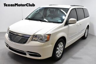 2013_Chrysler_Town & Country_4dr Wgn Touring_ Arlington TX
