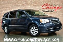 2013_Chrysler_Town & Country_Touring - NAVI BACKUP CAM REAR TV 3RD ROW LEATHER_ Bensenville IL