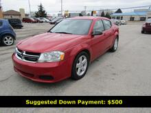 2013_DODGE_AVENGER SE__ Bay City MI