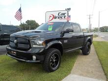 2013_DODGE_RAM_1500 CREW CAB SPORT 4X4, BUY BACK GUARANTEE & WARRANTY, TOW PACKAGE, LEATHER, ONLY 74K MILES!_ Virginia Beach VA