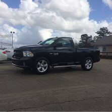 Dodge 1500 Tradesman Regular Cab SWB 2WD 2013