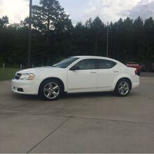 2013_Dodge_Avenger_Base_ Hattiesburg MS