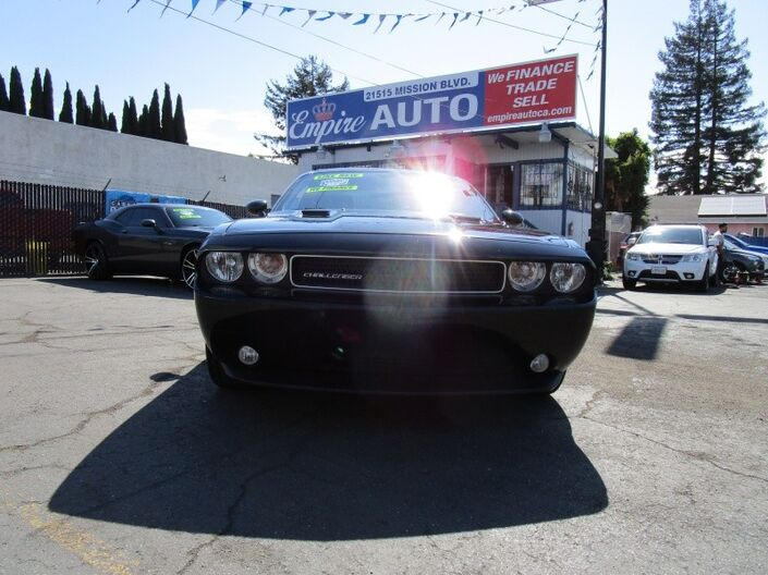 2013 Dodge Challenger 2dr Cpe R/T Hayward CA