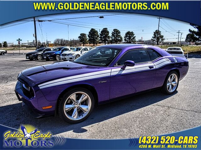 2013 Dodge Challenger 2dr Cpe R/T Midland TX