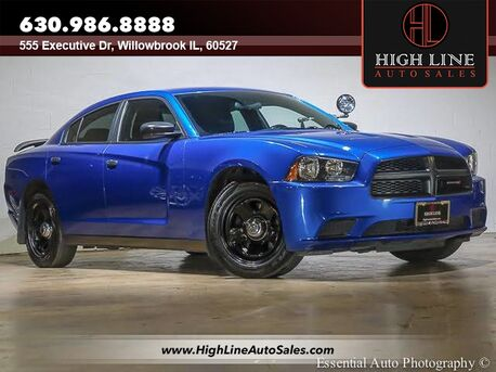 2013_Dodge_Charger_Police_ Willowbrook IL