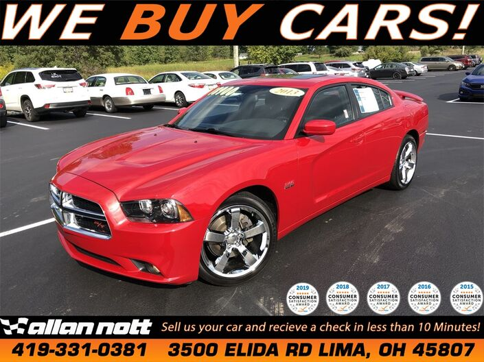 2013 Dodge Charger R/T Lima OH