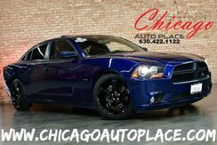 2013_Dodge_Charger_RT - 5.7L VVT V8 ENGINE 1 OWNER REAR WHEEL DRIVE KEYLESS GO BLUETOOTH BLACK CLOTH INTERIOR HEATED SEATS SUNROOF DUAL ZONE CLIMATE_ Bensenville IL