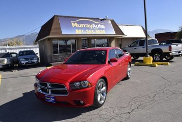 Dodge Charger RT Plus 2013