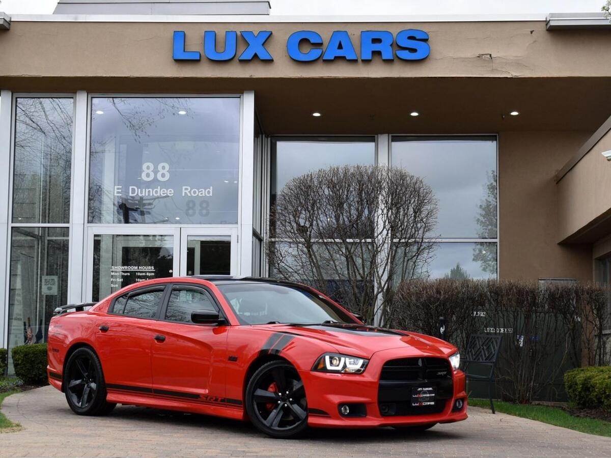 2013_Dodge_Charger_SRT8 392 EDITION SUNROOF NAV MSRP $55,755_ Buffalo Grove IL