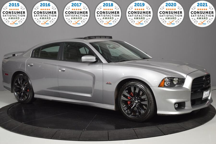 2013_Dodge_Charger_SRT8_ Glendale Heights IL