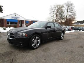 Dodge Charger SXT Plus AWD 2013