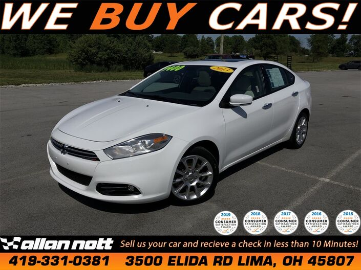 2013 Dodge Dart Limited/GT Lima OH