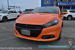 2013_Dodge_Dart_Rallye / Appearance Pkg / Automatic / Auto Start / Bluetooth / Back Up Camera / Projector Headlights / USB & AUX Jacks / Block Heater / 17in Alloy Wheels / Low Miles / 36 MPG_ Anchorage AK