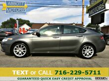 2013_Dodge_Dart_SXT w/Low Miles & Alloys_ Buffalo NY
