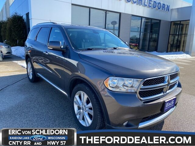 2013 Dodge Durango Crew Milwaukee WI