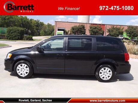 2013 Dodge Grand Caravan SE Garland TX