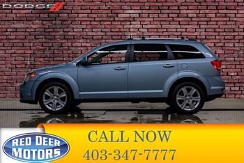 2013_Dodge_Journey_AWD R/T 3rd Row Letather DVD_ Red Deer AB