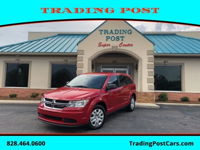 2013_Dodge_Journey_SE_ Conover NC