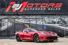 2013 Dodge SRT Viper GTS Stryker Red TA 1.0 Aero