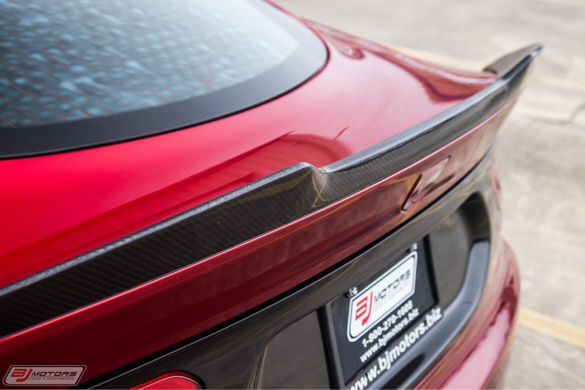 2013 Dodge SRT Viper GTS Stryker Red Tomball TX
