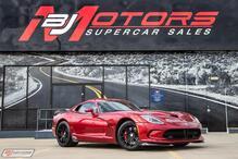 2013 Dodge SRT Viper GTS Stryker Red