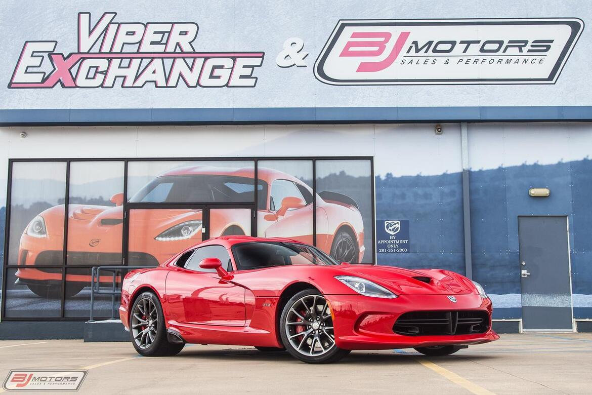 2013 Dodge SRT Viper GTS Tomball TX
