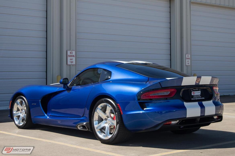 2013 Dodge SRT Viper GTS Tomball TX