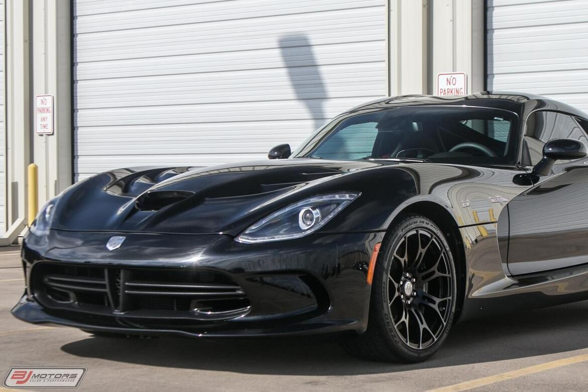 2013 Dodge SRT Viper SRT Tomball TX