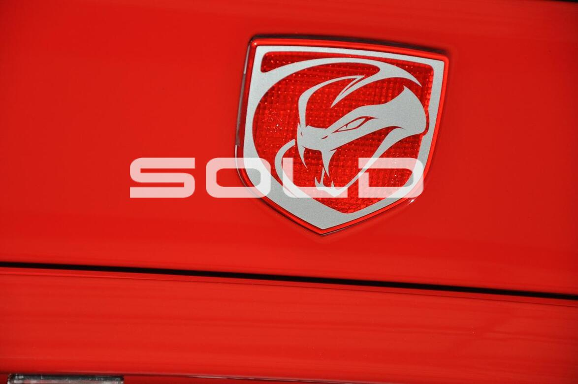 2013 Dodge Srt Viper Srt Track Package Tx 8171415