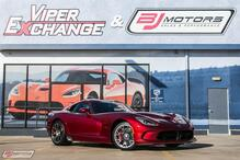 2013 Dodge Viper Stryker Red GTS