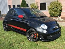 FIAT 500 Abarth 5-Speed 2013