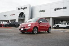2013_FIAT_500_Lounge_ Harlingen TX