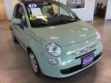 2013_FIAT_500_Pop Hatchback_ Austin TX